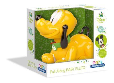 Baby Clementoni Pull Along Baby Pluto