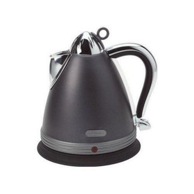 DeLonghi KBM3011 Metropolis Stainless Steel Kettle Black