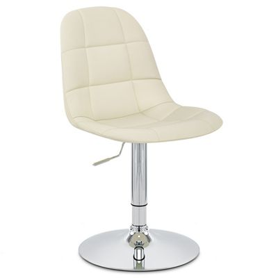 Odessa Gas Lift Chair Cream