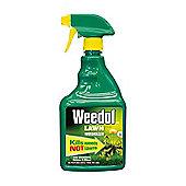 Weedol Lawn Weedkiller 800ml