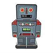 Tin Robot Coin Counting Money Box