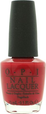 OPI Nail Polish 15ml OPI Red