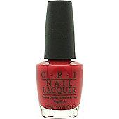 OPI Nail Polish 15ml OPI Red