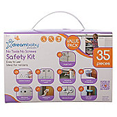 Dreambaby Start Safety Kit No Tools No Screws 35 Pieces UK