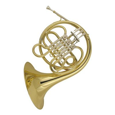 Elkhart 100FFH Single F French Horn