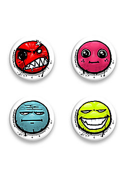 Alternative Expressions Badge Pack - Multi