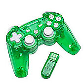 Rock Candy PS3 Wireless Controller Aqualime - PS3