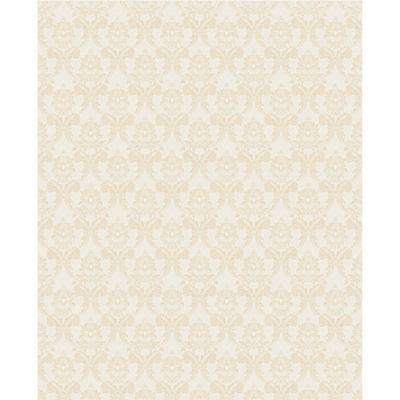 Superfresco Renaissance Damask Neutral Cream Shimmer Wallpaper