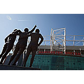 Adult Tour of Old Trafford, Manchester United FC, for Two Adults