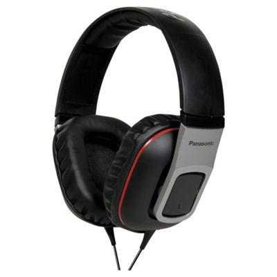 Panasonic RP HT 460 Powerfull Sound Overhead Headphones