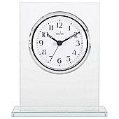 Acctim Glass Mantle Clock