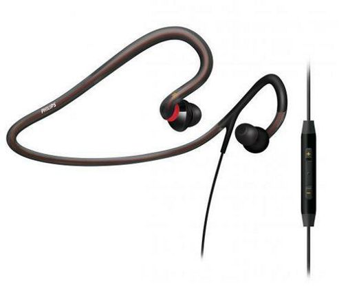 Philips SHQ4017/10 Sports Headphone Sports Neckband