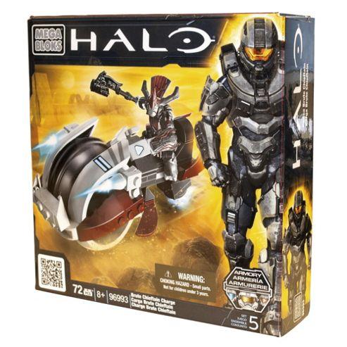 Mega Bloks Halo Brute Chieftain Charge