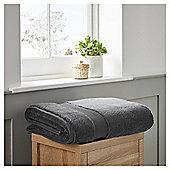 Fox & IvySupremely Soft Charcoal Bath Sheet