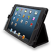 PU Leather Case for iPad Mini 1 2 3 - Black