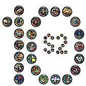 Yo-kai Watch Medal - Series 2 Mega Value 10 Pack (10x Random styles supplied)