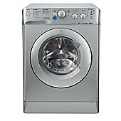 Indesit XWC 61452 S UK 6kg, 1400rpm Washing Machine - Silver