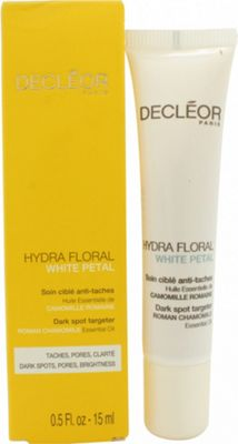Decleor Hydra Floral White Petal Targeted Dark Spots Skincare Treatment 15ml