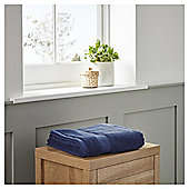Fox & Ivy Egyptian Cotton Bathroom Textiles - Navy