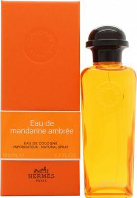Hermès Eau de Mandarine Ambrée Eau de Cologne 100ml Spray