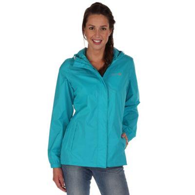 Regatta Pack It Jacket II Womens Aqua 12