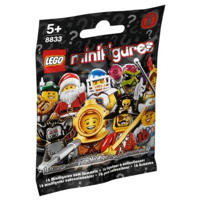 LEGO Minifigures Series 8 8833