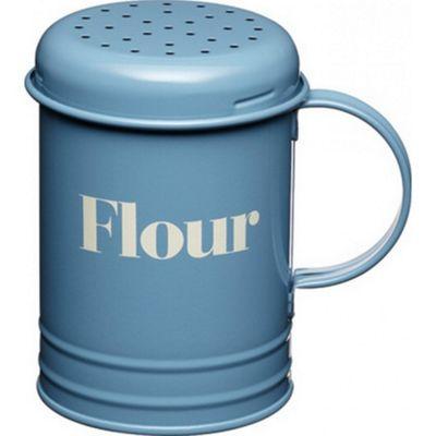 Home made Tin Flour Shaker