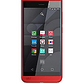 Obi Worldphone SJ1.5 Dual Sim 16GB 3G Mobile Phone - Red