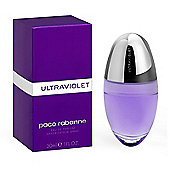 Ultraviolet 30Ml Eau De Parfum Spray For Women By Paco Rabanne