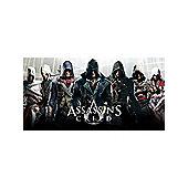 Assassins Creed Legends Cotton Towel