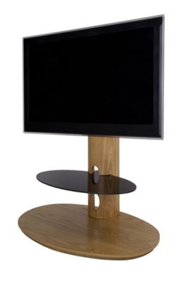 AVF FSL930CHEO Chepstow Oak Cantilever TV Stand for up to 65 inch