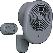 Dimplex PFH30R 3KW Wall Mounted Garage Fan Heater with Remote