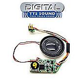 HORNBY Digital R8109 TTS Sound Decoder Steam King