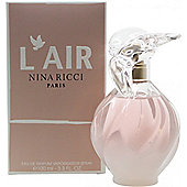 Nina Ricci L'air Eau de Parfum (EDP) 100ml Spray For Women