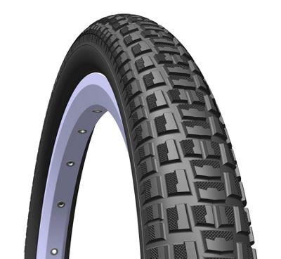 Mitas Nitro BMX Tyre, 20 x 13/8 (37-451), black