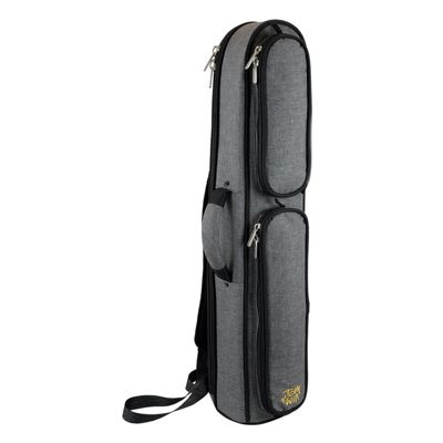 Tom and Will 36SSX Padded Soprano Sax Bag - Grey
