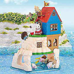 SYLVANIAN Families Secret Island Playhouse 5229