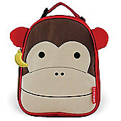 Skip Hop Zoo Lunchies Monkey Lunch Bag