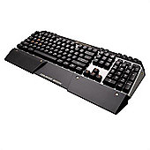 Cougar 600K Red Cherry MX LED Backlight Mechanical Gaming Keyboard - Black/Silver