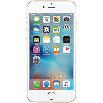 Apple iPhone 6S 16GB Smartphone Gold - Apple Certified Refurbished with 1 year Apple Warranty