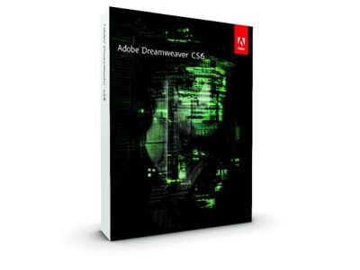 ADOBE - BOXED PRODUCTS - DREAMWEAVER CS6 - V12 WIN EN
