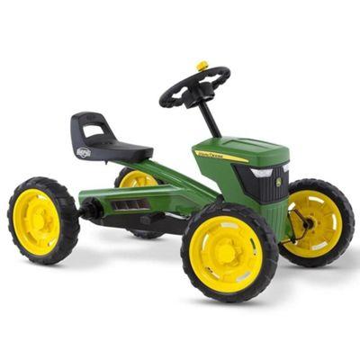 John Deere Buzzy Childrens Go Kart - BERG