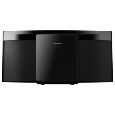Panasonic SC-HC297EB-K DAB Sleek Microsystem
