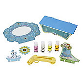 Play-Doh DohVinci Vanity Featuring Disney Frozen Fever Frame Kit