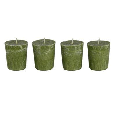 Lemon Grass Scented Votive Candle