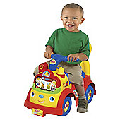 Fisher Price Time to Learn Ride On