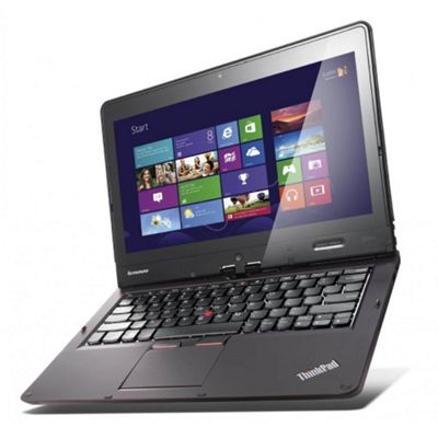 Lenovo ThinkPad Twist S230u 33474PG (12.5 inch Multitouch) Ultrabook Tablet PC Core i3 (3217U) 1.8GHz 4GB 320GB WLAN BT Webcam Windows 8 Pro 64-bit