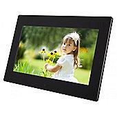 10 inch Digital Photo Frame Black