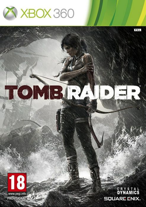 Tomb Raider (Tesco exclusive)