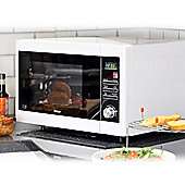 Igenix IG3092 30 Litre 900W Digital Combination Microwave - White